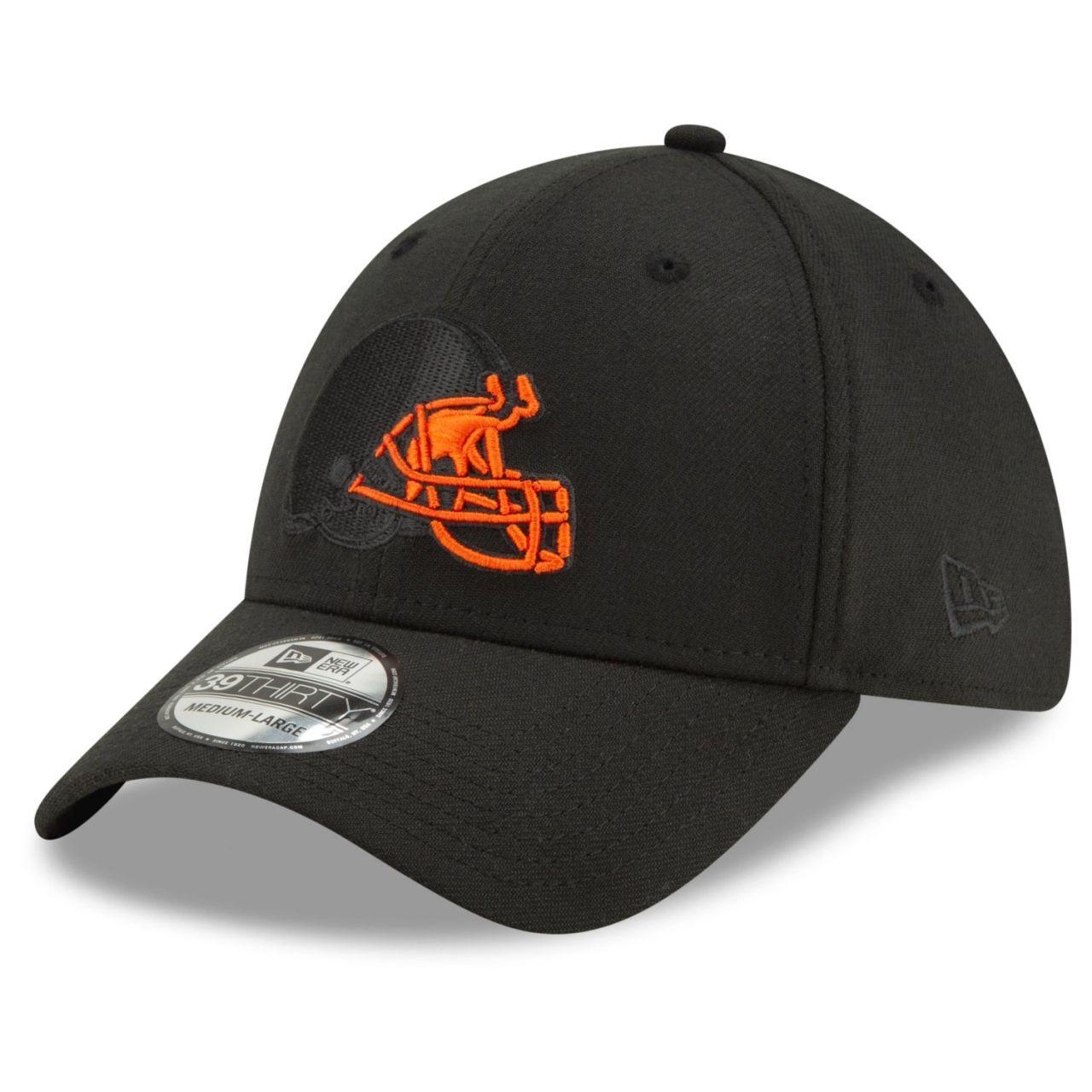 amfoo - New Era 39Thirty Stretch Cap - ELEMENTS Cleveland Browns