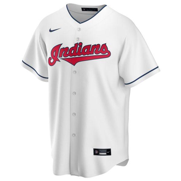 Nike Cleveland Indians Home Baseball Jersey Trikot