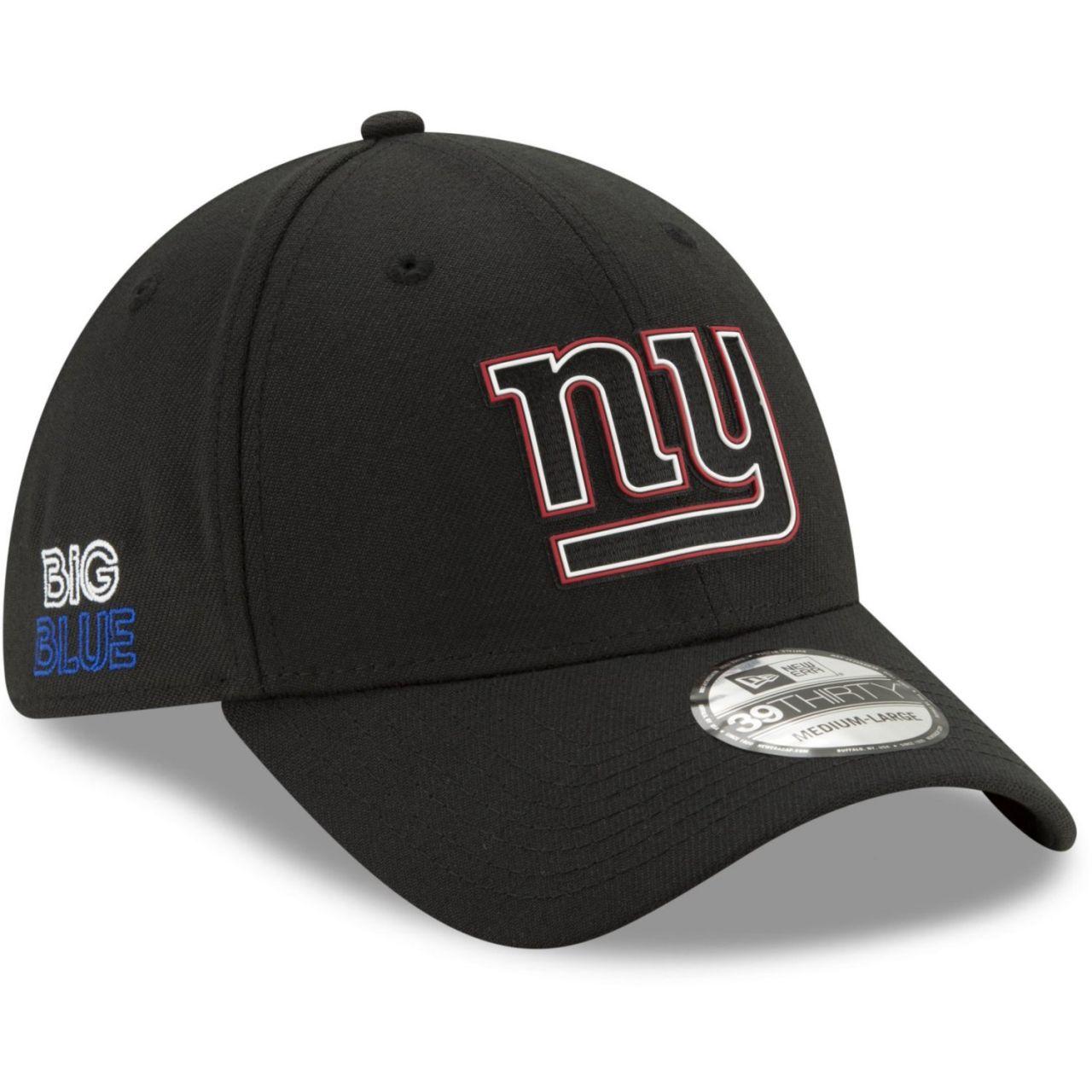 amfoo - New Era 39Thirty Cap - NFL 2020 DRAFT New York Giants