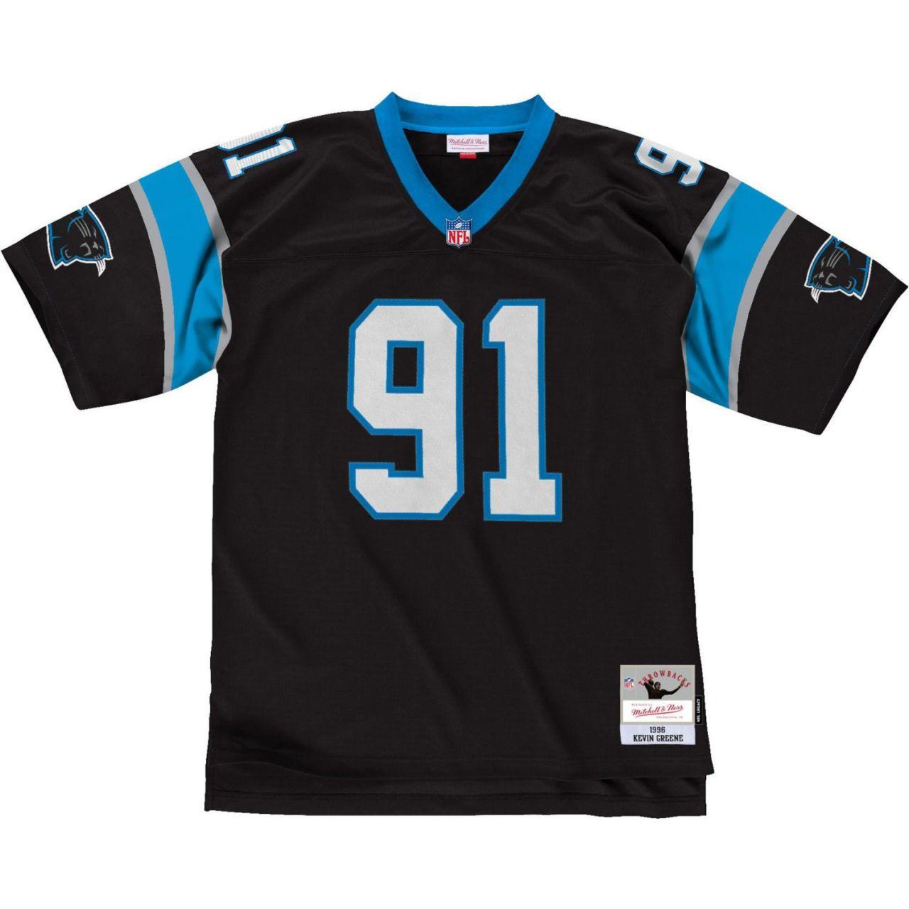 amfoo - NFL Legacy Jersey - Carolina Panthers 1996 Kevin Greene