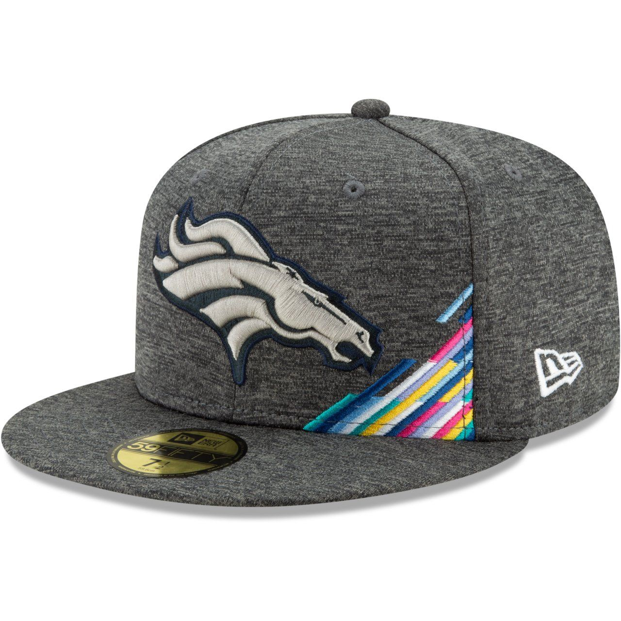 amfoo - New Era 59Fifty Fitted Cap - CRUCIAL CATCH Denver Broncos
