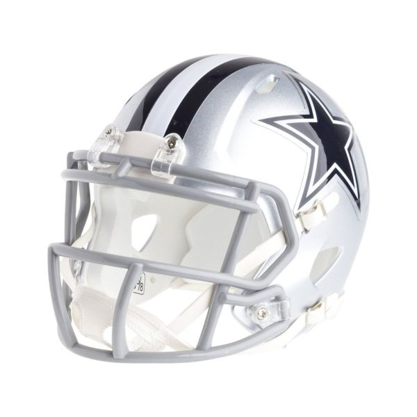 Riddell Mini Football Helm - NFL Speed Dallas Cowboys