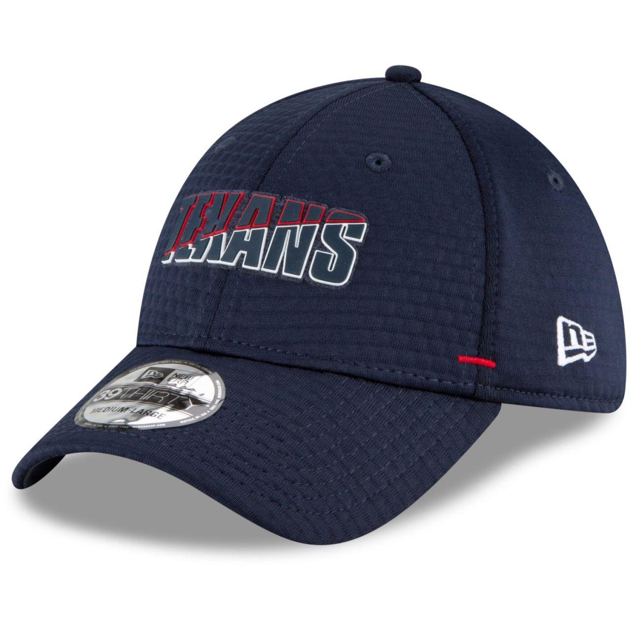 amfoo - New Era 39Thirty Cap - NFL Training Camp Houston Texans