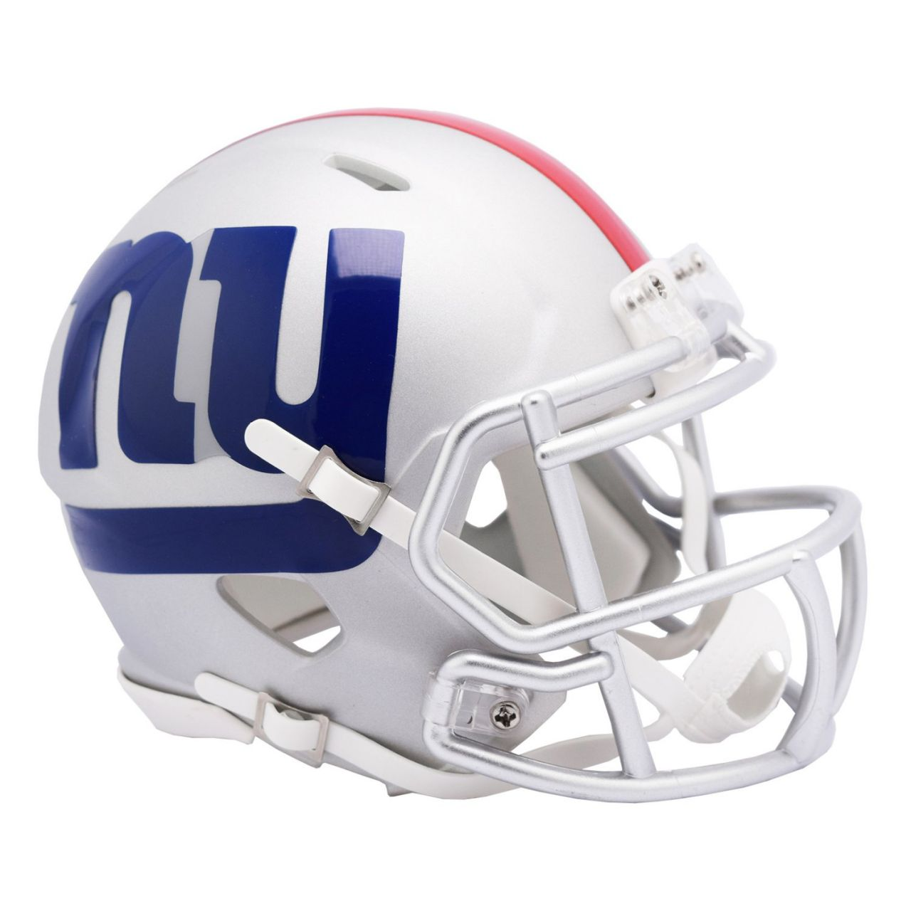 amfoo - Riddell Speed Mini Football Helm - NFL AMP New York Giants