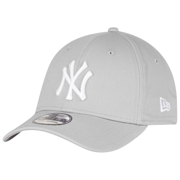 New Era 39Thirty Flexfit Cap - NY YANKEES grau / weiß