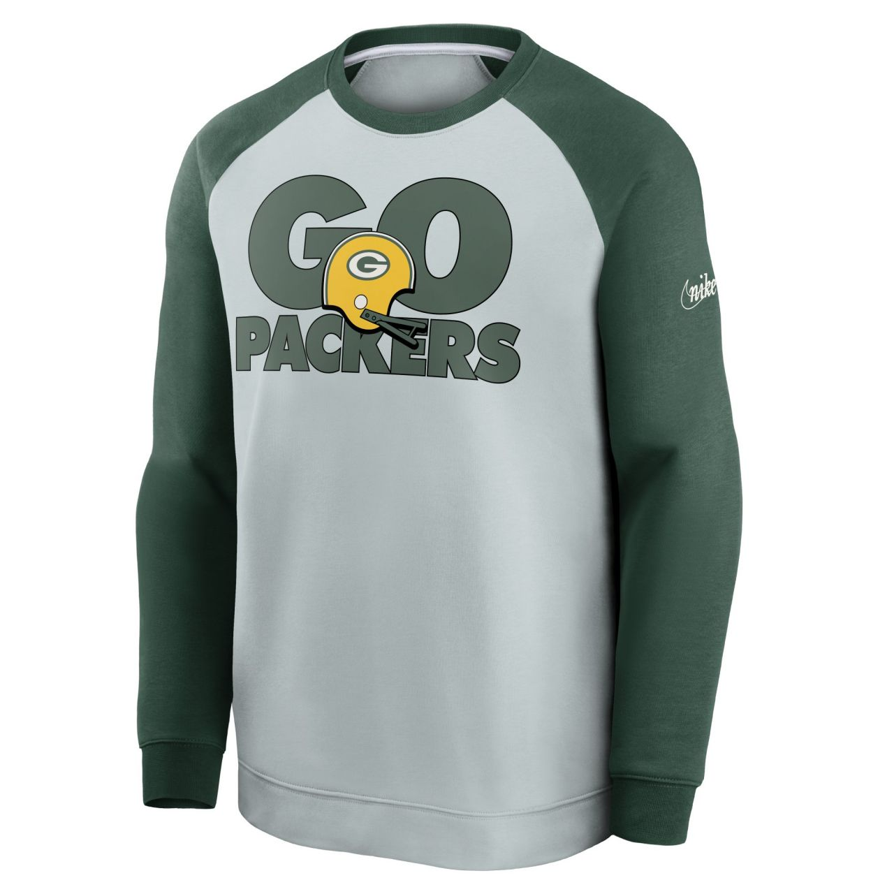 amfoo - Nike NFL Throwback Pullover - Green Bay Packers 1959-1982