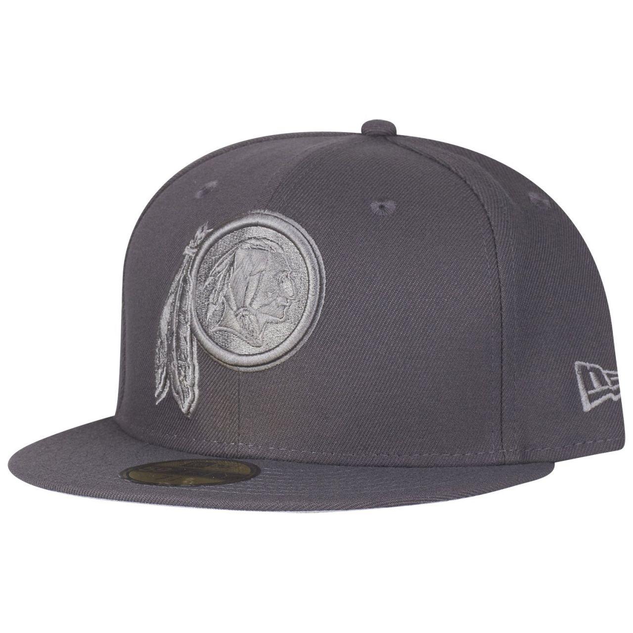 amfoo - New Era 59Fifty Cap - GRAPHITE Washington Redskins