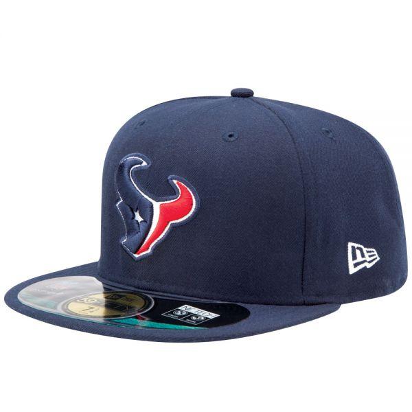 New Era Cap - NFL ON FIELD Houston Texans navy