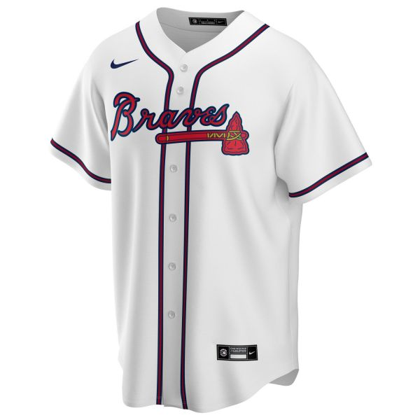 Nike Atlanta Braves Home Baseball Jersey Trikot