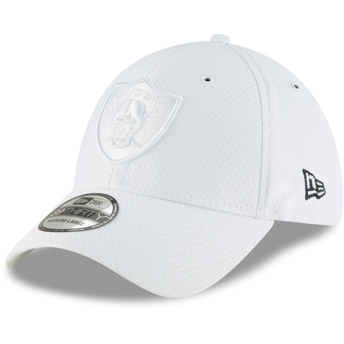 amfoo - New Era 39Thirty Cap - Color Rush Oakland Raiders
