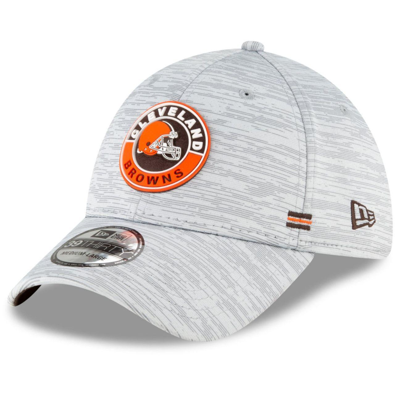 amfoo - New Era 39Thirty Cap - SIDELINE 2020 Cleveland Browns