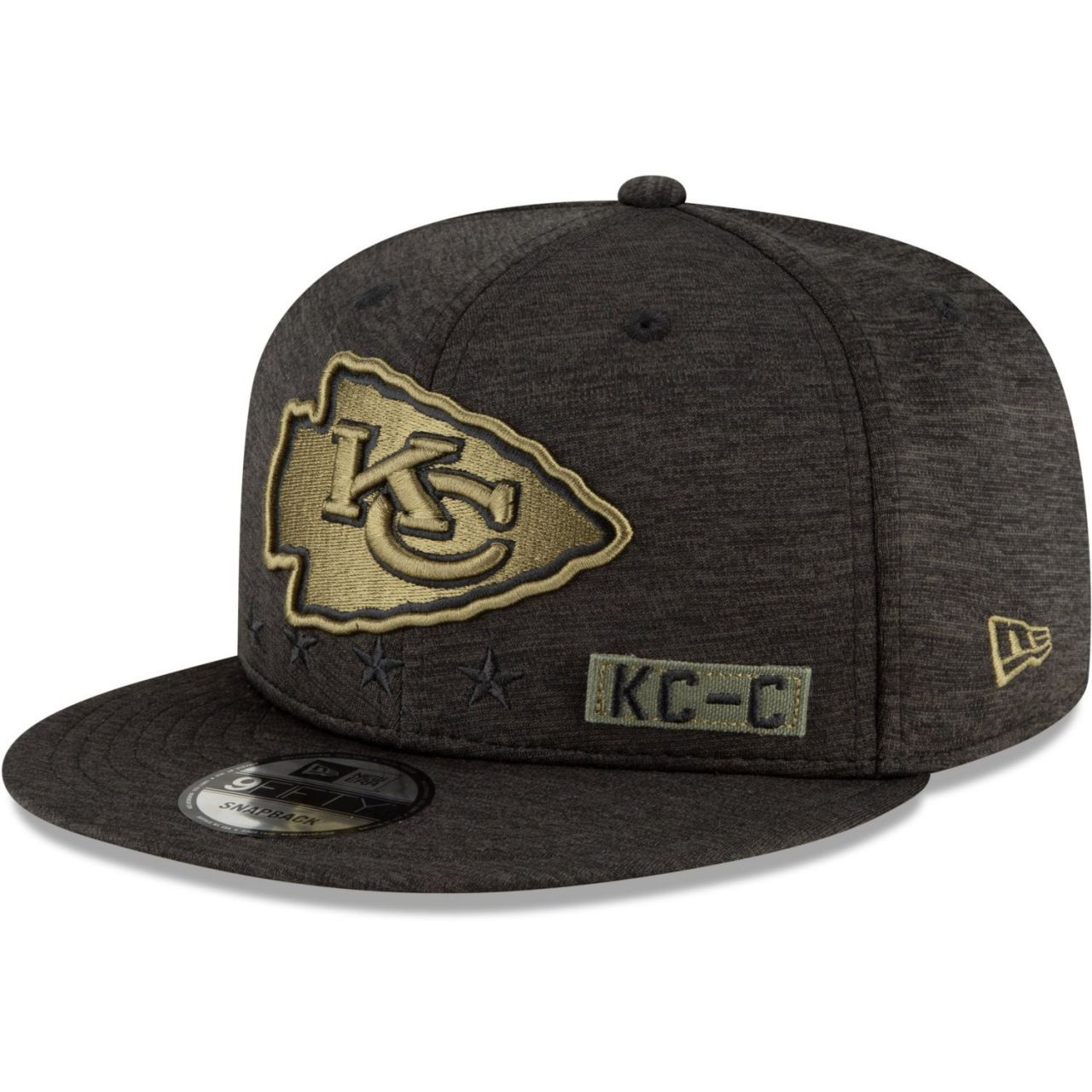 amfoo - New Era 9FIFTY Cap Salute to Service Kansas City Chiefs