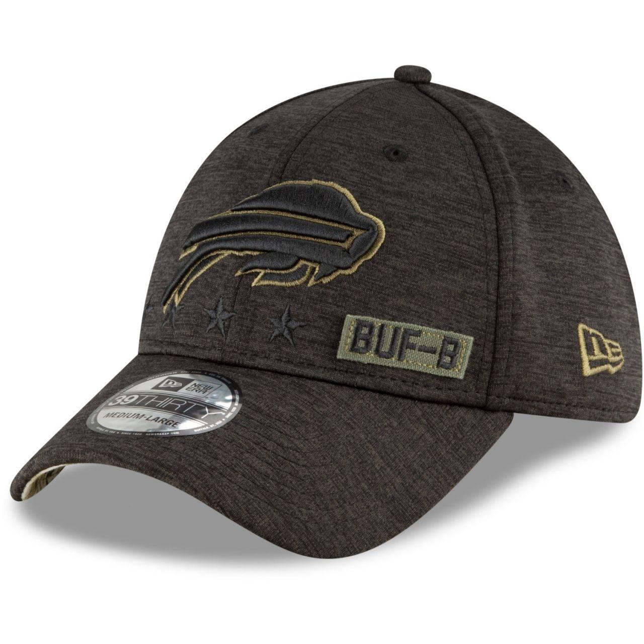 amfoo - New Era 39Thirty Cap Salute to Service Buffalo Bills
