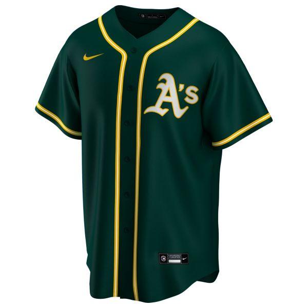 Nike Oakland Athletics Alternate Baseball Jersey Trikot