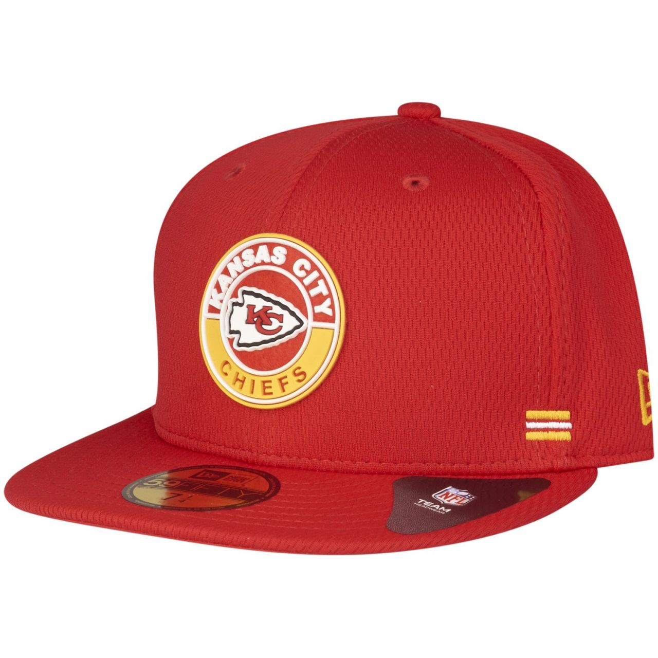 amfoo - New Era 59Fifty Fitted Cap - ROAD Kansas City Chiefs