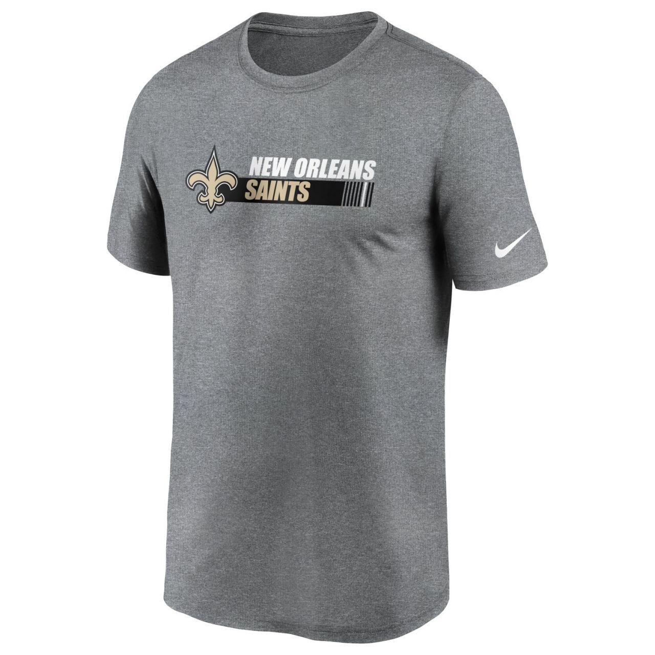 amfoo - Nike Dri-FIT Legend Shirt - PRIMETIME New Orleans Saints