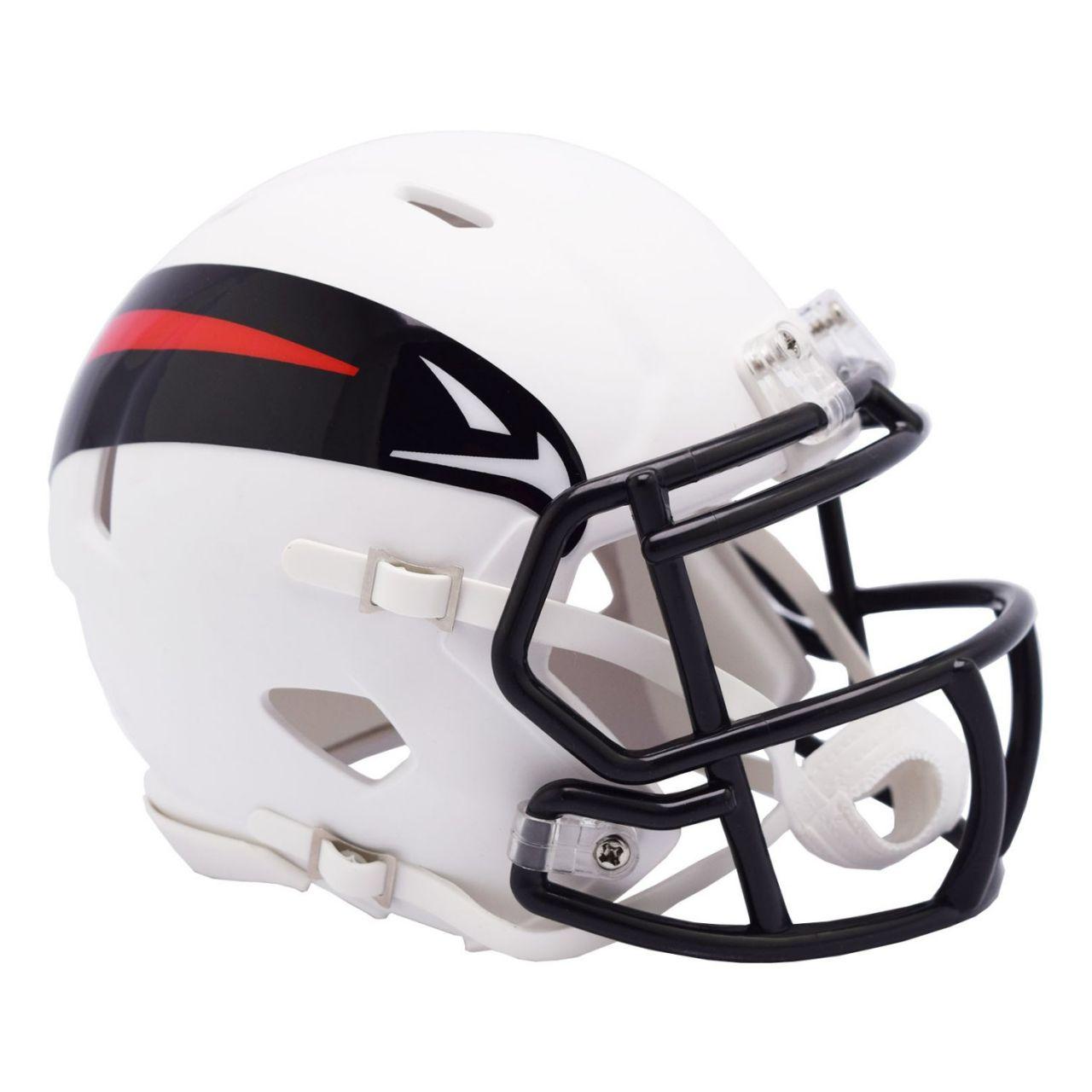 amfoo - Riddell Speed Mini Football Helm - NFL AMP Atlanta Falcons