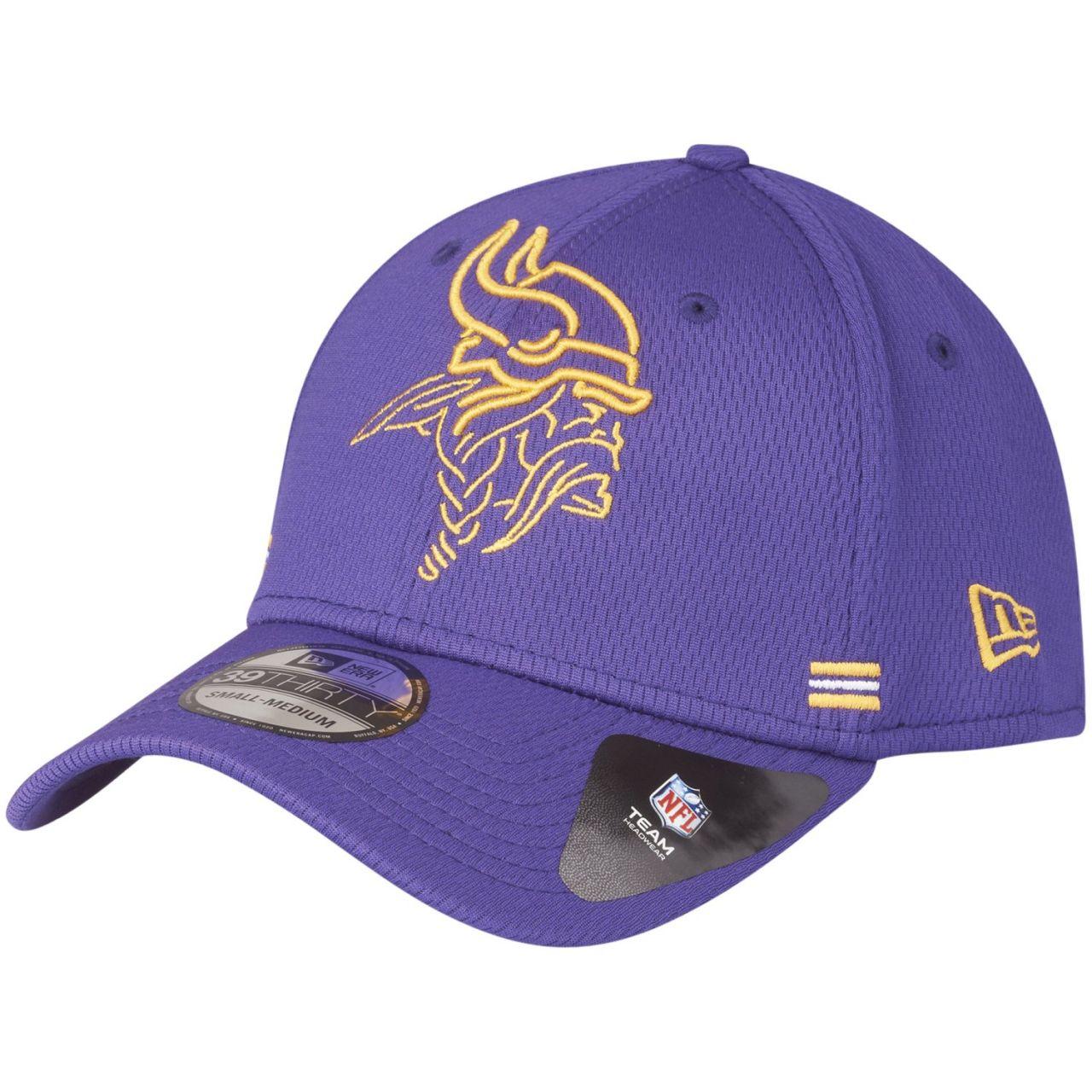 amfoo - New Era 39Thirty Cap - HOMETOWN Minnesota Vikings