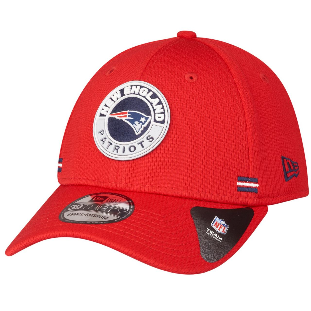 amfoo - New Era 39Thirty Cap - ROAD New England Patriots