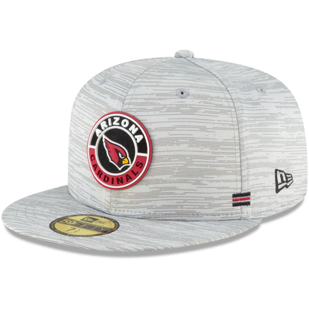 amfoo - New Era 59Fifty Fitted Cap - SIDELINE 2020 Arizona Cardinals