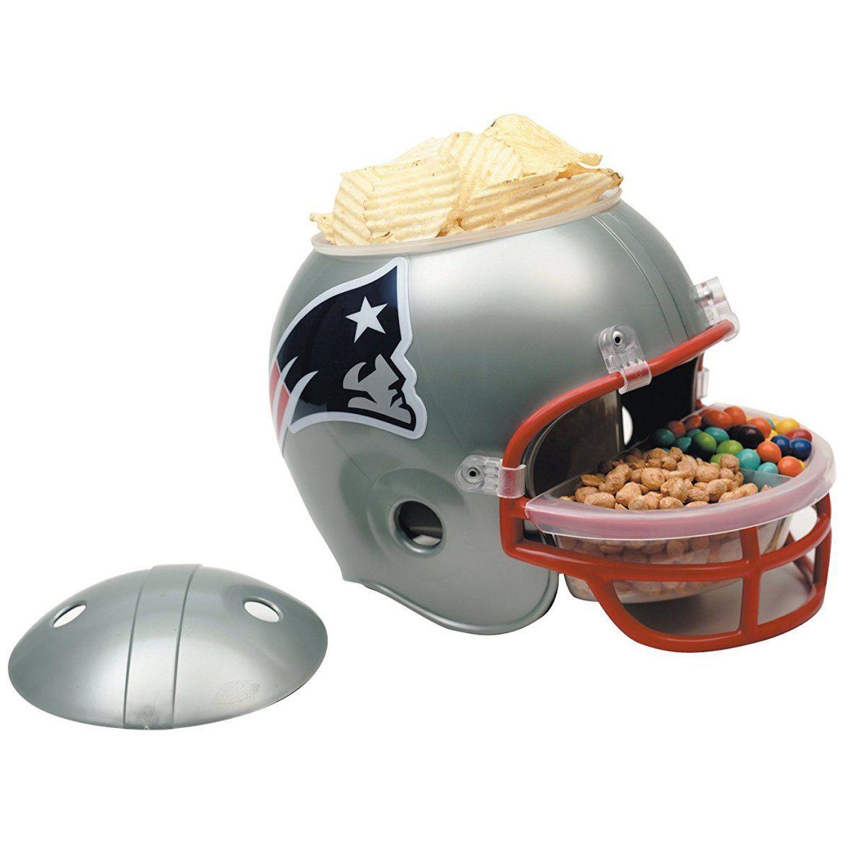 amfoo - Wincraft Snacks Helm - NFL New England Patriots