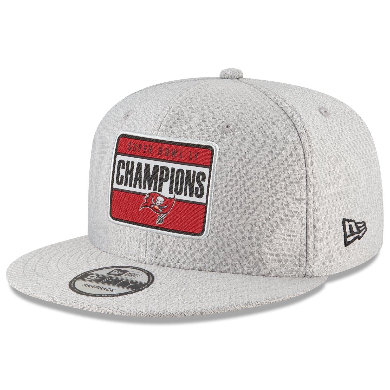 Tampa Bay Buccaneers Super Bowl LV Champions 9FIfty Cap