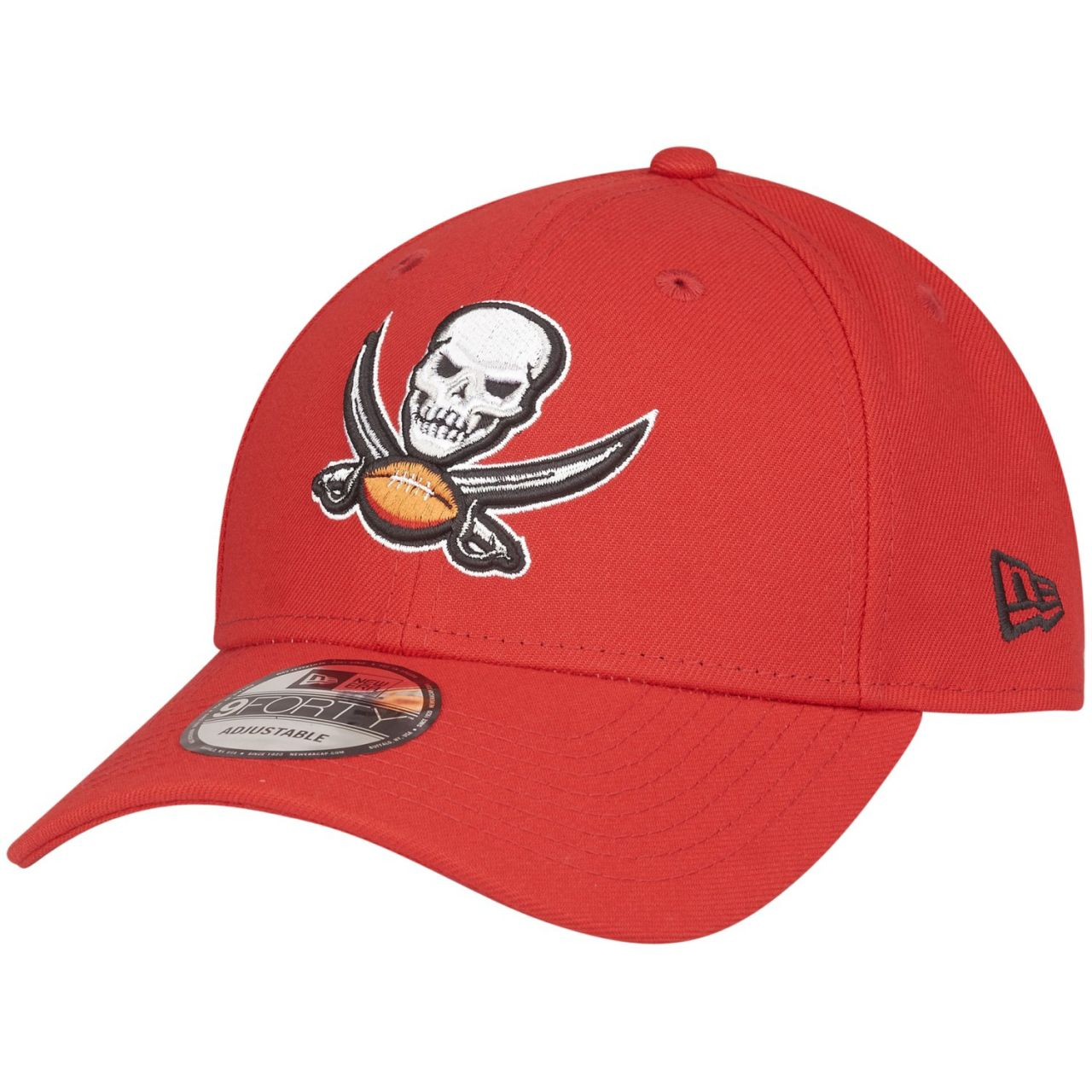 amfoo - New Era 9Forty NFL Cap - ELEMENTAL Tampa Bay Buccaneers rot