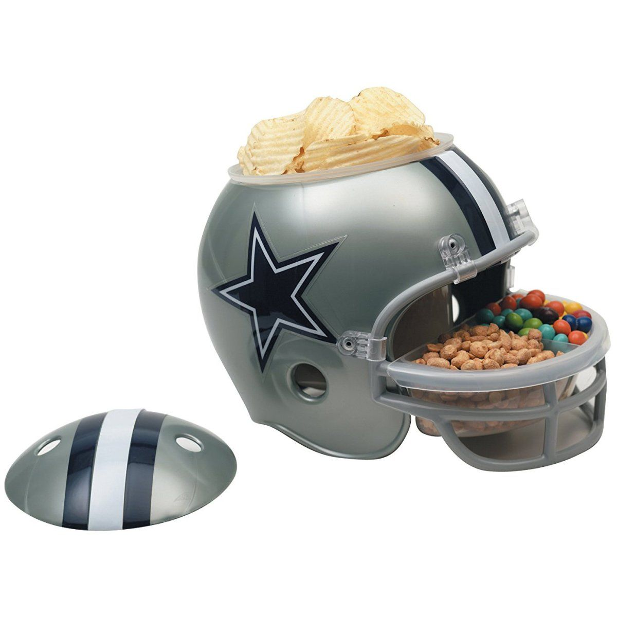 amfoo - Wincraft Snacks Helm - NFL Dallas Cowboys