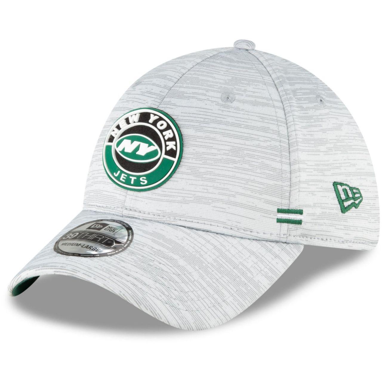 amfoo - New Era 39Thirty Cap - SIDELINE 2020 New York Jets