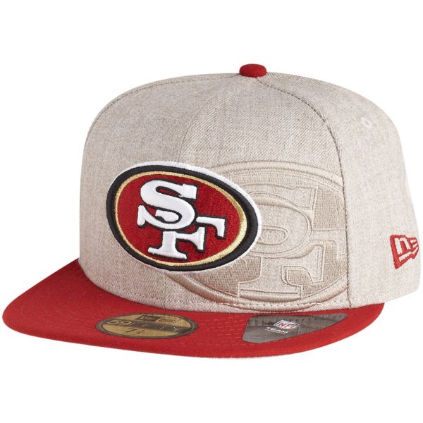 New Era 59Fifty Cap - SCREENING San Francisco 49ers