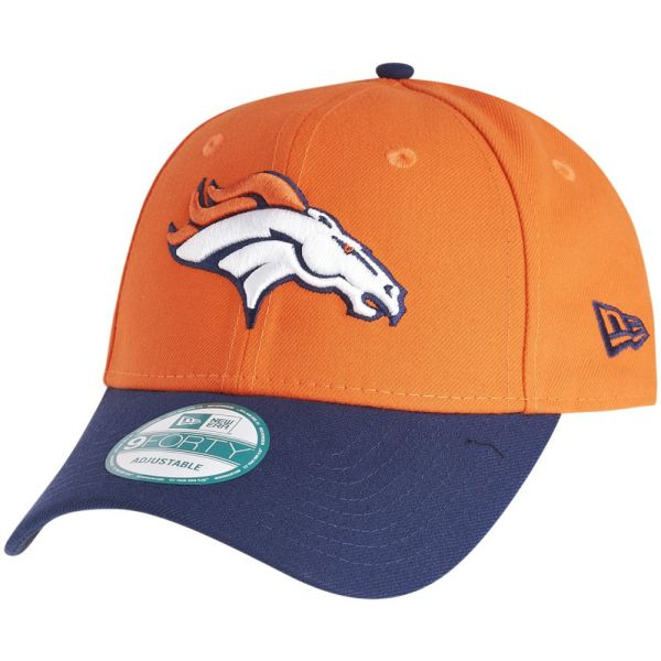 New Era 9Forty Cap - NFL LEAGUE Denver Broncos orange