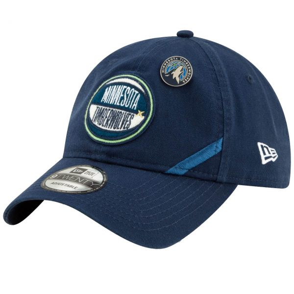 New Era 9Twenty Cap - NBA 2019 DRAFT Minnesota Timberwolves