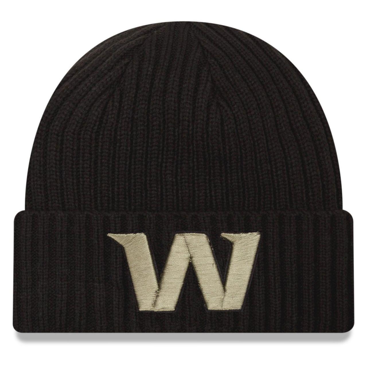 amfoo - New Era Salute to Service Wintermütze - Washington Team