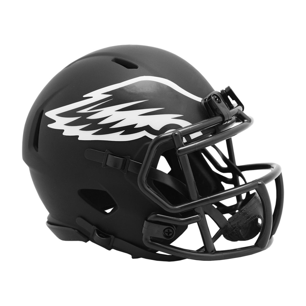 amfoo - Riddell Speed Mini Football Helm ECLIPSE Philadelphia Eagles