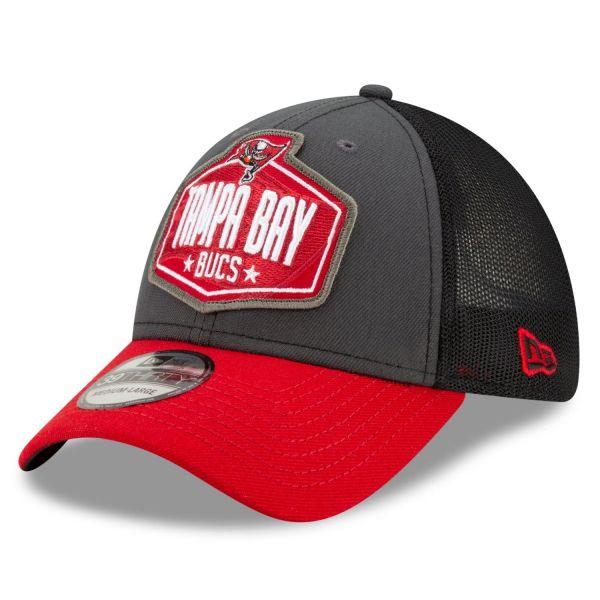 New Era 39Thirty Cap - NFL 2021 DRAFT Tampa Bay Buccaneers