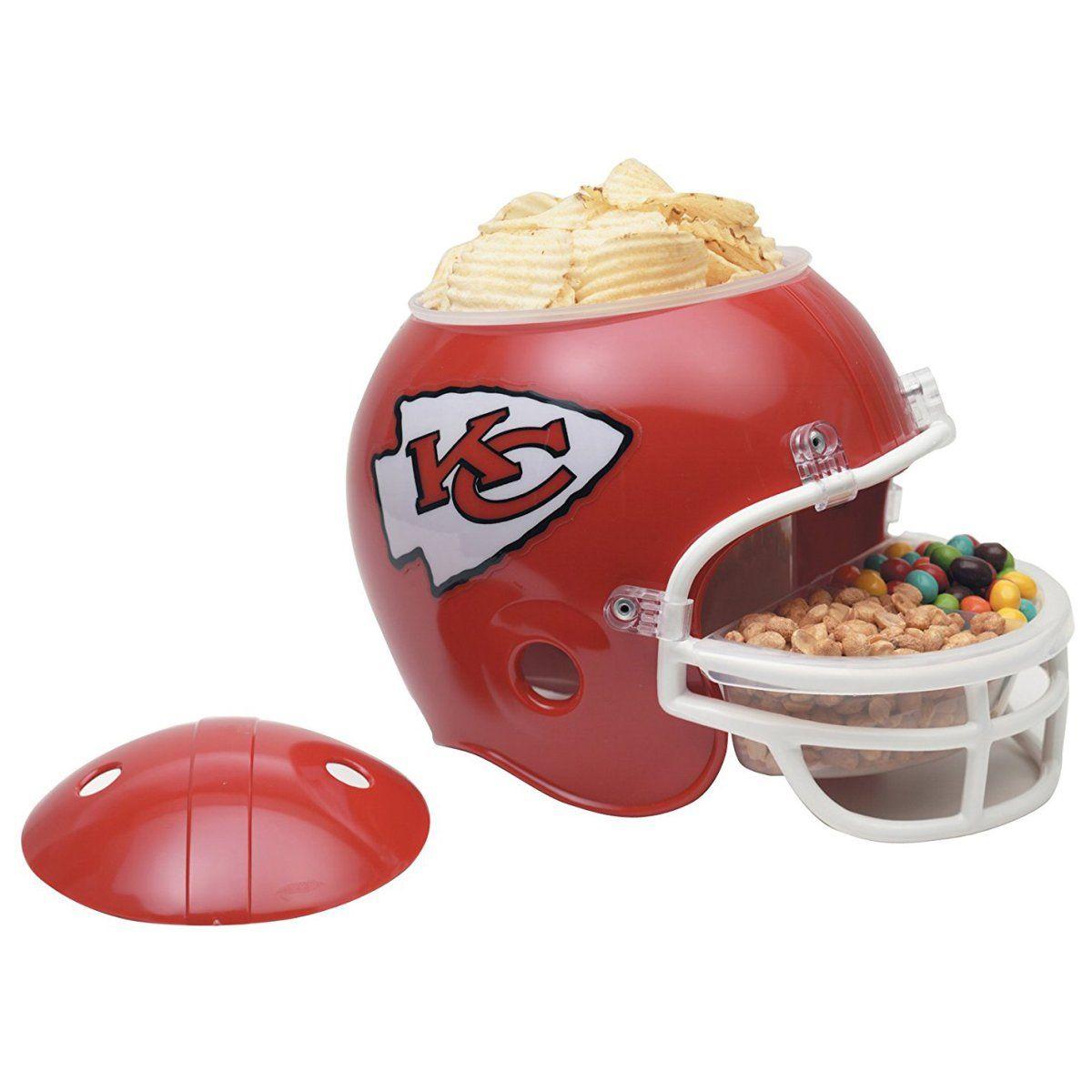 amfoo - Wincraft Snacks Helm - NFL Kansas City Chiefs