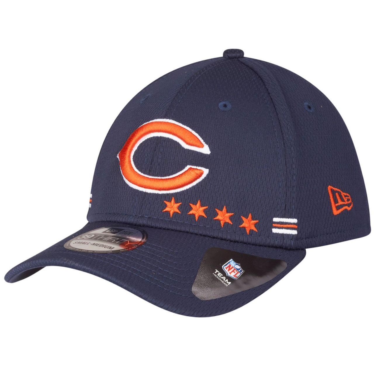 amfoo - New Era 39Thirty Cap - HOMETOWN Chicago Bears