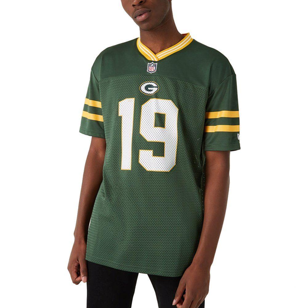 amfoo - New Era NFL Mesh Jersey Trikot - NFL Green Bay Packers