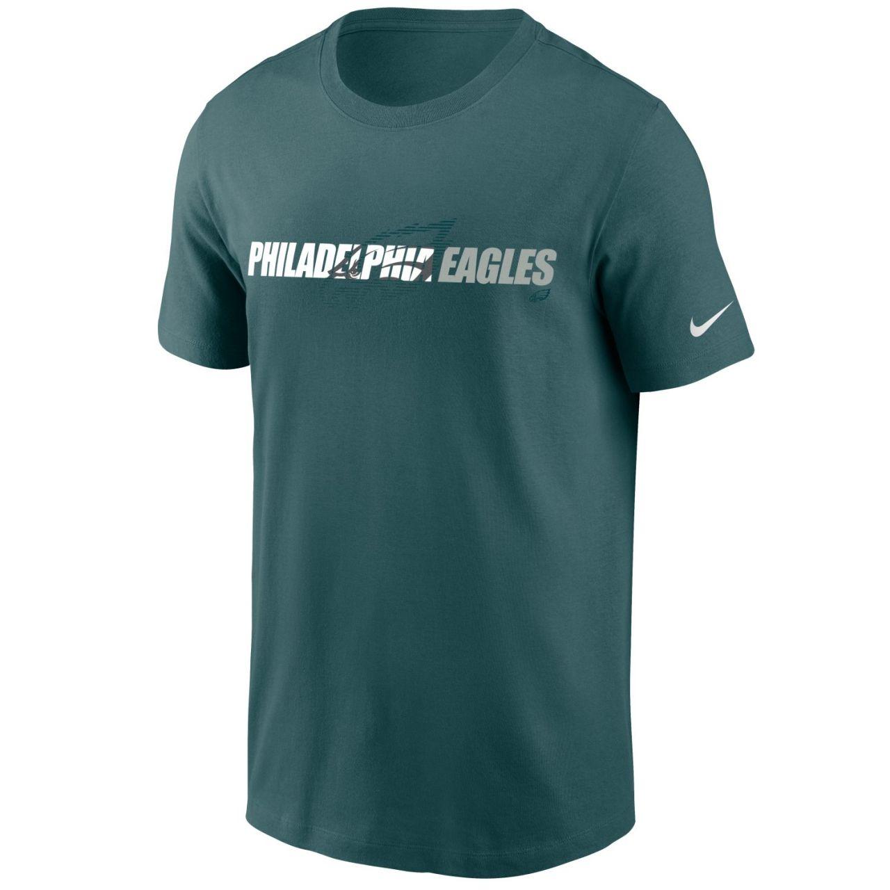 amfoo - Nike NFL Tonal Essential Shirt - Philadelphia Eagles