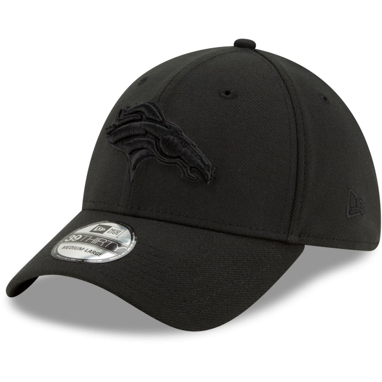 amfoo - New Era 39Thirty Stretch Cap - NFL Denver Broncos
