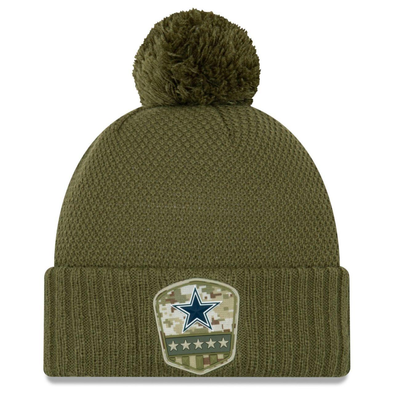 amfoo - New Era Salute to Service Damen Mütze - Dallas Cowboys
