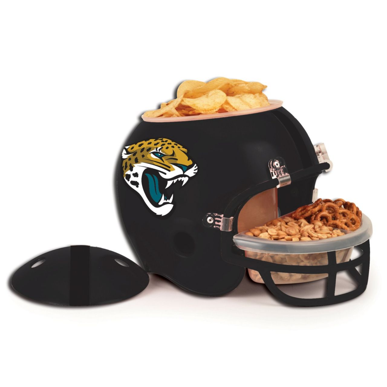 amfoo - Wincraft Snacks Helm - NFL Jacksonville Jaguars