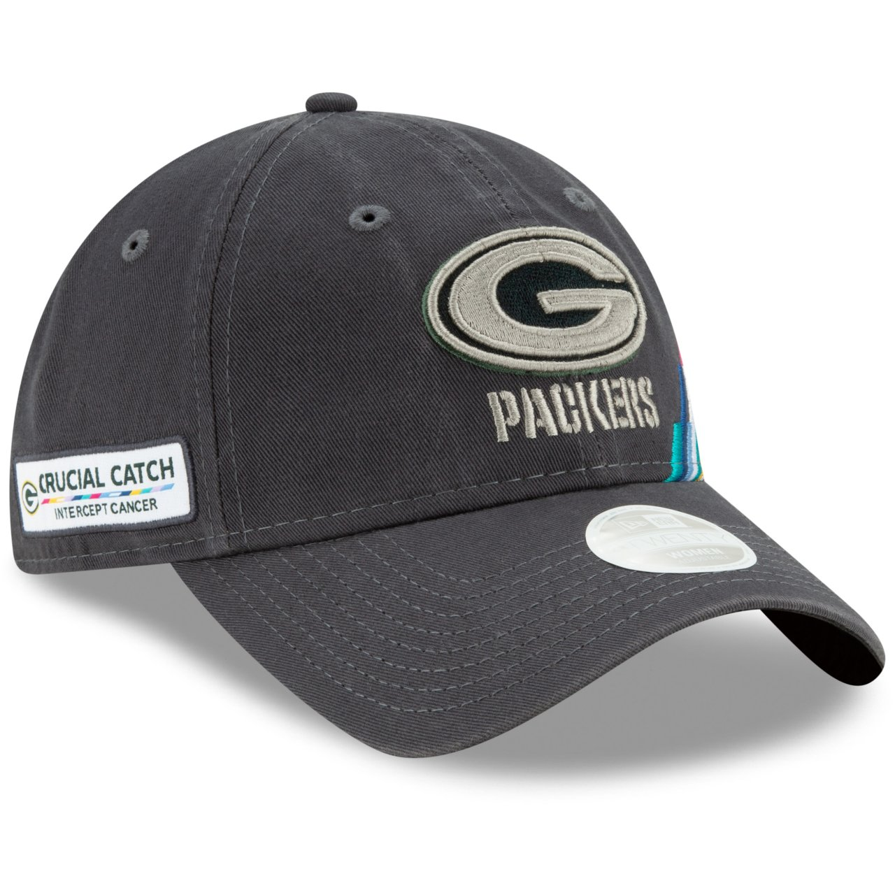 New Era 9forty Women S Cap Crucial Catch Green Bay Packers Women Caps 59caps Com