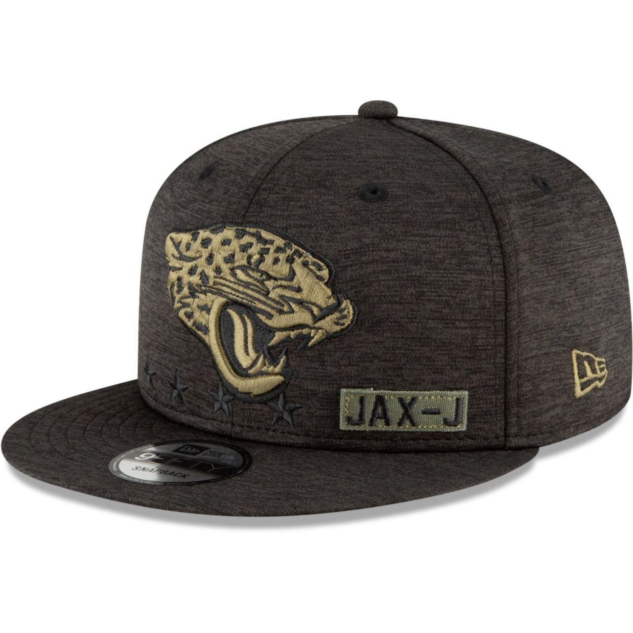 amfoo - New Era 9FIFTY Cap Salute to Service Jacksonville Jaguars