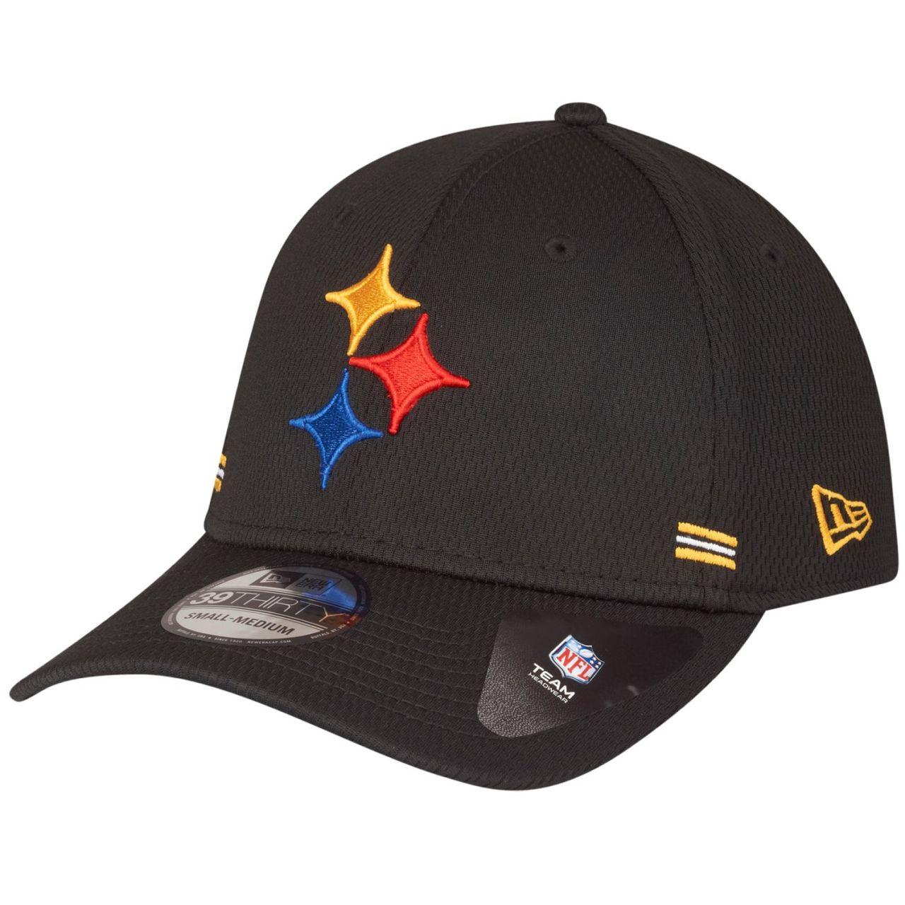 amfoo - New Era 39Thirty Cap - HOMETOWN Pittsburgh Steelers