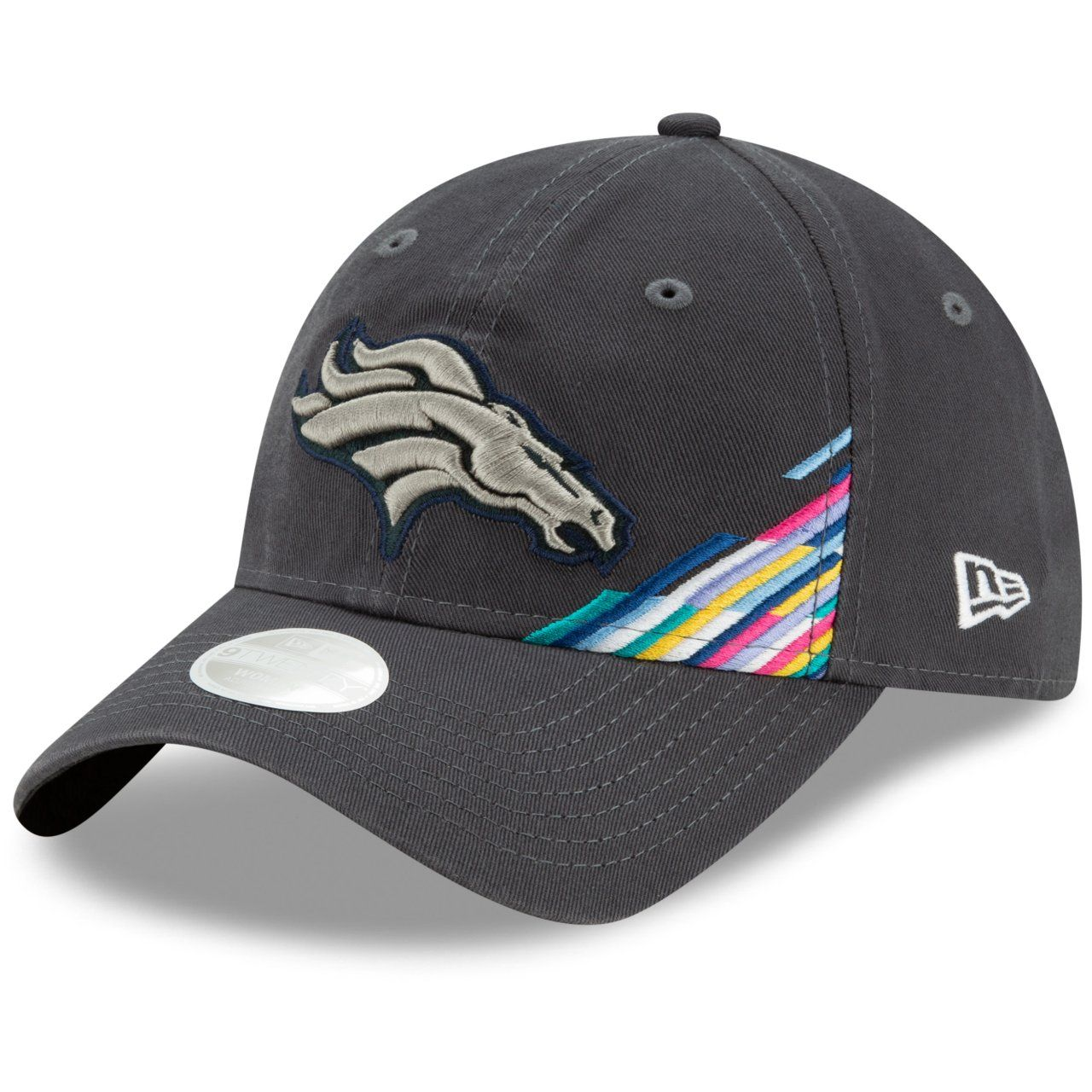 amfoo - New Era 9Forty Damen Cap - CRUCIAL CATCH Denver Broncos
