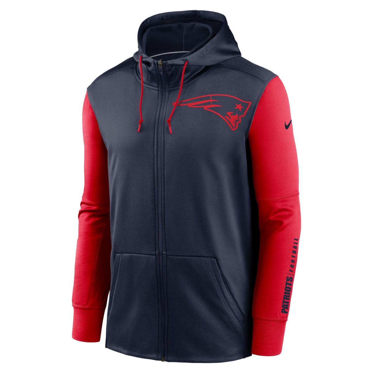 amfoo - Nike NFL Therma Zip Hoody - New England Patriots