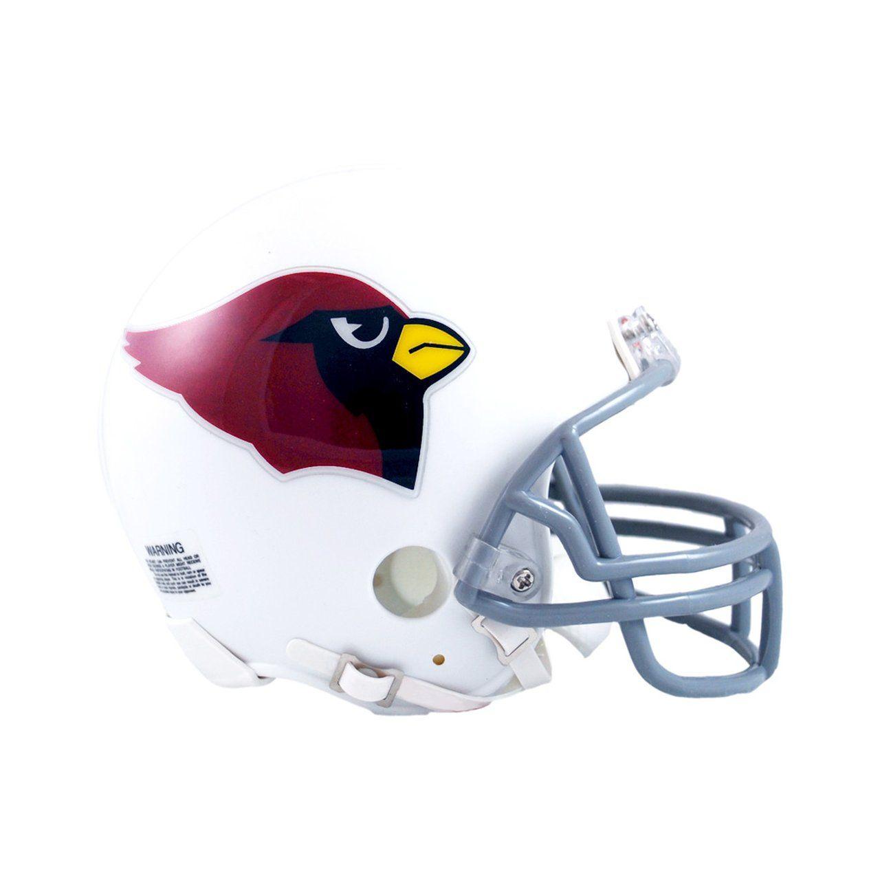 amfoo - Riddell VSR4 Mini Football Helm - Arizona Cardinals 1960-04
