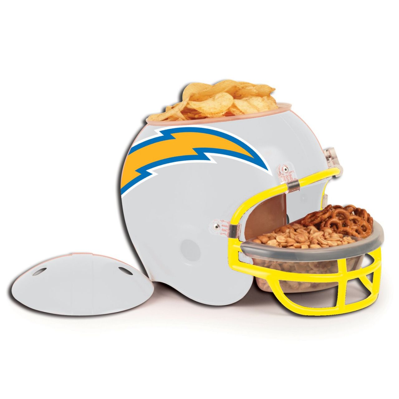 amfoo - Wincraft Snacks Helm - NFL Los Angeles Chargers 2020