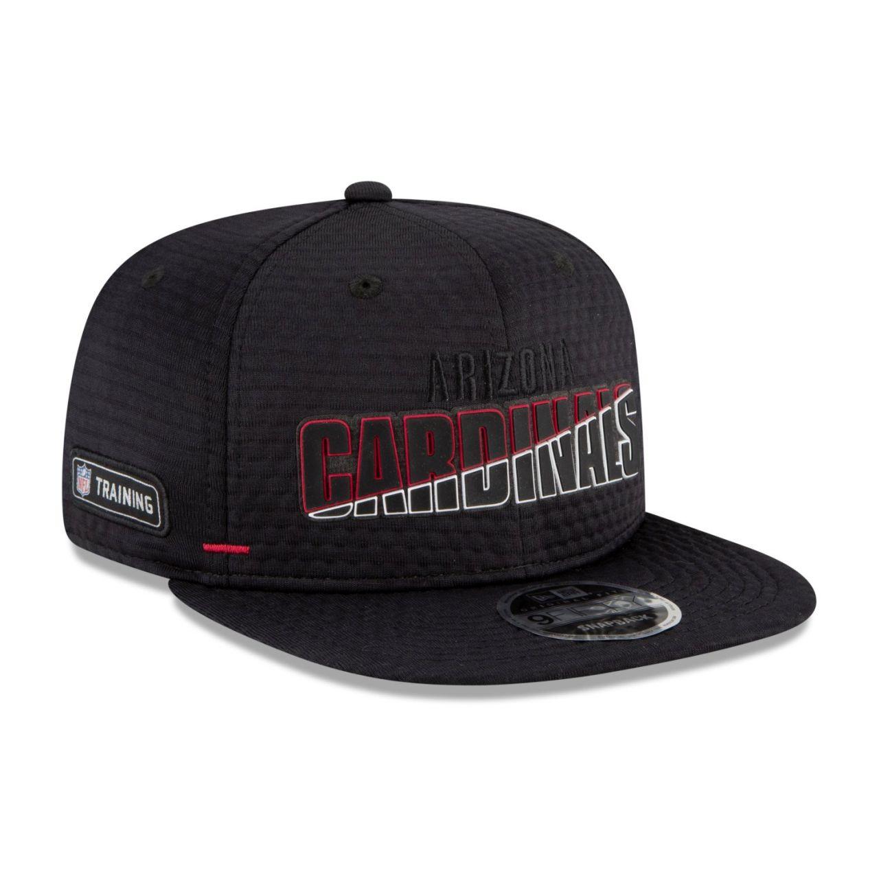 amfoo - New Era Snapback KINDER Cap - NFL CAMP Arizona Cardinals